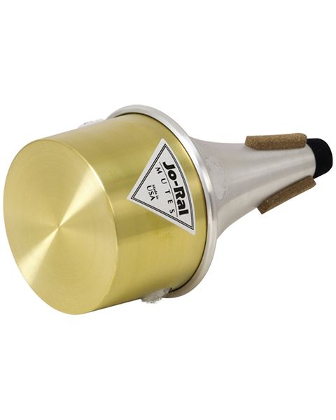 TPT-4B Brass Bottom Trumpet Bucket Mute
