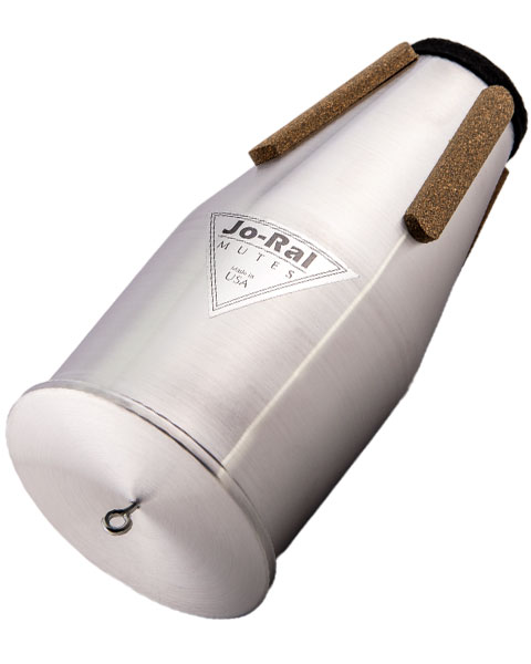 Jo-Ral French Horn Non-Transposing Aluminum Straight Mute FR1A