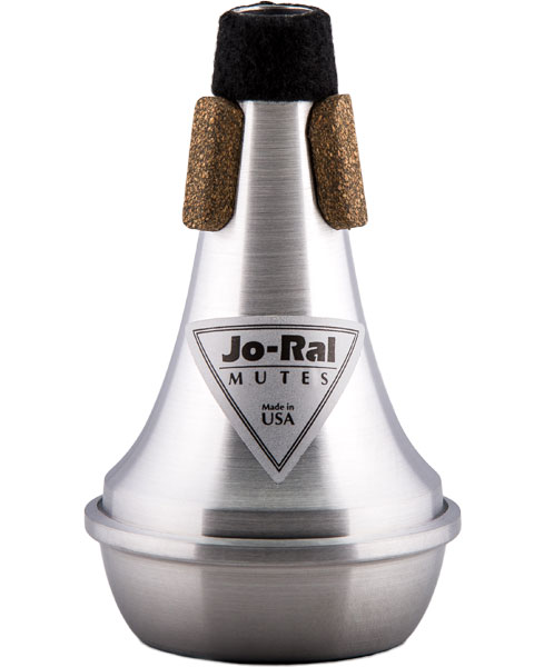 Jo-Ral Piccolo Trumpet Aluminum Straight Mute TPT5A