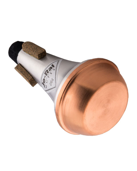 Jo-Ral Piccolo Trumpet Copper Bottom Straight Mute TPT5C