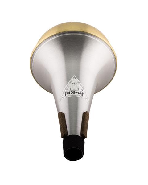 Jo-Ral Trombone Brass Bottom Straight Mute TRB1B