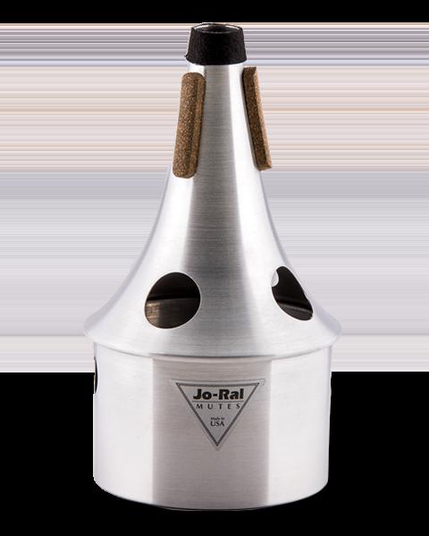 Jo-Ral Trumpet Aluminum Bucket Mute TPT4A